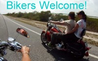 Motorcyle Friendly, Bikers Welcome