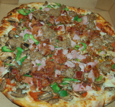 Bobalus pizza